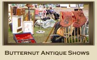 Butternut Antique Shows